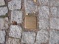Gera Waldklinikum 2010 17 Stolperstein Simmel.jpg