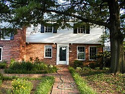 Gerald R Ford Jr House Wikipedia