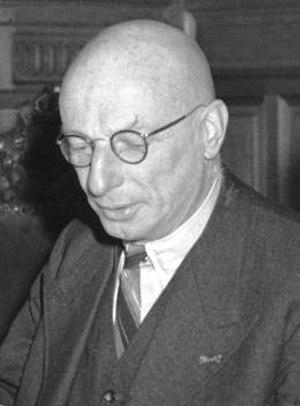 Gerard van der Leeuw - Gerardus van der Leeuw
