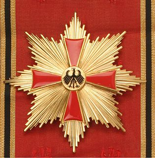 Order of Merit of the Federal Republic of Germany Federal decoration of Germany