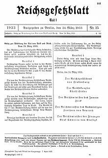 http://de.wikipedia.org/wiki/Erm%C3%A4chtigungsgesetz