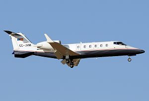 Gestair Learjet 60.jpg