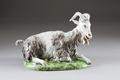 Getabock från 1700-talets mitt gjord av porslin - Hallwylska museet - 93845.tif
