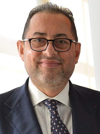 2014 European Parliament election - Image: Gianni Pittella 2017