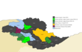 Gilgit Baltistan Assembly Election 2009 Map.png