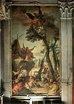 Giovanni Battista Tiepolo - The Gathering of Manna - WGA22286.jpg