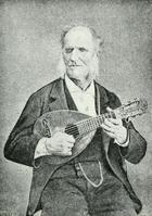 Giovanni Vailati, mandolinista cieco di Cremona