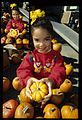 Girl Holding Pumpkin (Missouri State Archives) (8203212935).jpg