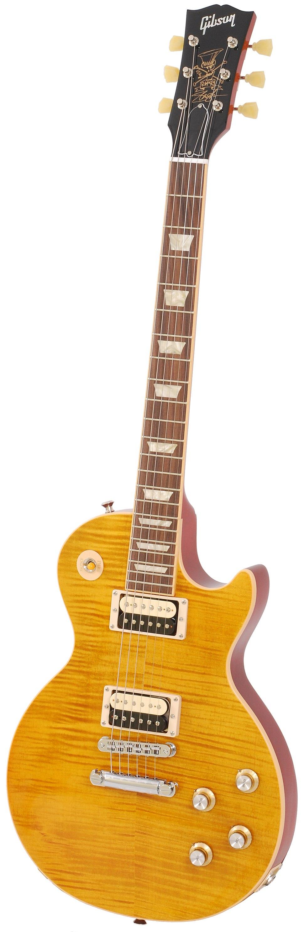 "Gitara elektryczna Les Paul Slash ""Apetite For Destruction"" firmy Gibson"