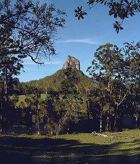 Glass House Mountains National Park Protected area in Queensland, Australia