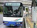 Global Kōtsū Bus at Misato-chuo Station 01.jpg