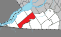 Godmanchester Quebec location diagram.PNG