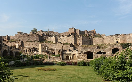 Golconda Fort 005