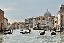 3651d8cb5c9 Gondolas on the Grand Canal