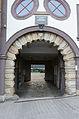 Gotha, Hauptmarkt 17, Portal, 001.jpg