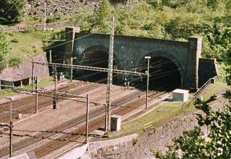 Gotthard Tunnel 05