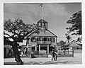Gouvernementskantoor in Philipsburg, de hoofdstad van St. Maarten, Bestanddeelnr 935-1267.jpg