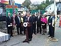 Governor Patrick, Boston, Dorchester Avenue, May 12, 2011 (5713316427).jpg
