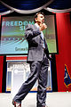 Governor of Louisiana Bobby Jindal at Citizens United Freedom Summit in Greenville South Carolina May 2015 by Michael Vadon 01.jpg