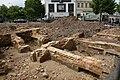 Grabungen in der Hainstraße ^1 - Keller ehemalige Tuchhalle - panoramio.jpg