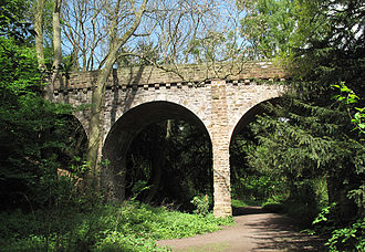Charnwood Forest Railway - Grace Dieu viaduct