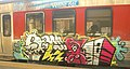 Graffiti - European train.jpg