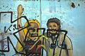 Graffiti Bahnunterführung Walldorf - Mörfelden-Walldorf - subway graffito - 04.jpg