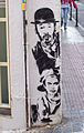 Grafito Rubalcaba y Zapatero (Madrid) 01.jpg