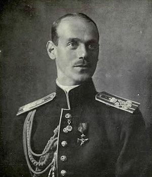 George Mikhailovich, Count Brasov - George's father, Grand Duke Michael