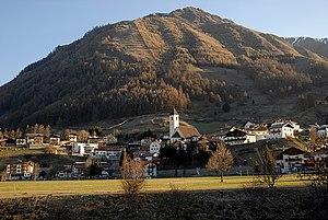 Graun im Vinschgau - Image: Graun im Vinschgau