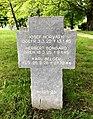 Grave in Recogne German war cemetery 1.jpg