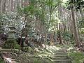 Graveyard - Homyoin Temple - Otsu, Shiga - DSC07571.JPG