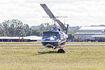Great Slave Helicopters (C-FBUC) Bell 212, operated by Jayrow Helicopters as Helitack 238, at Albury Airport.jpg