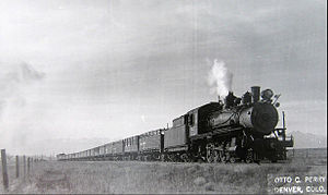Great Western Railway of Colorado - Great Western 2-8-0 52