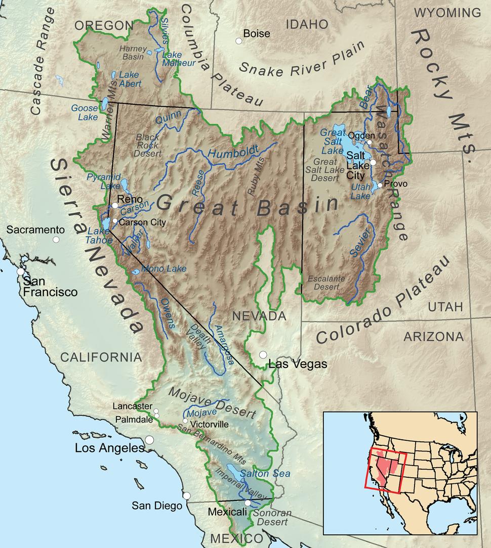 Greatbasinmap
