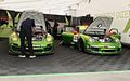 Green Hornet Racing Porsche 997 GT3 Cup (7612838362).jpg