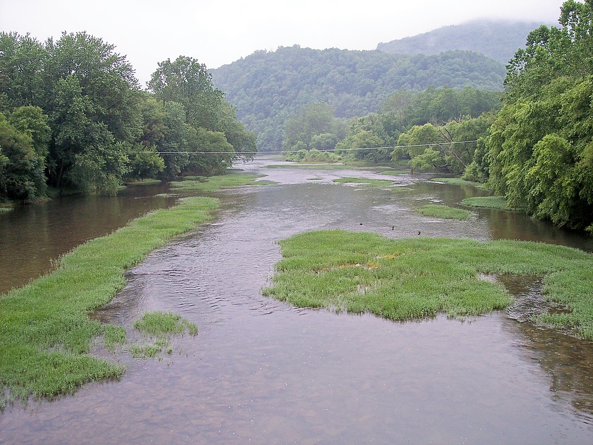 Greenbrier River Wikipedia