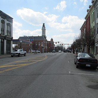 Greenfield, Ohio - Image: Greenfield Ohio 2