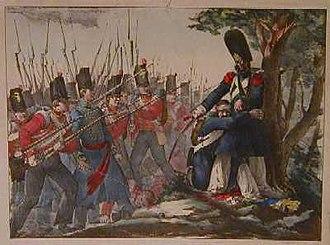 Nicolas Toussaint Charlet - Waterloo Grenadier