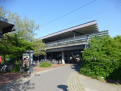 How to get to Greve Station with public transit - About the place