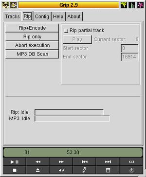 Grip (software) - Image: Grip 02