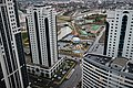 Grozny, Russia, Grozny-City Towers from above.jpg
