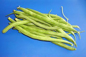 Bean chips - Green beans