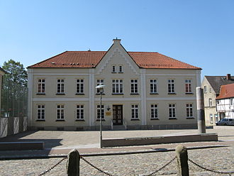 Gnoien - Elementary school Johann Wolfgang von Goethe