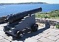 Guernsey July 2010 97, Fort Saumarez.jpg