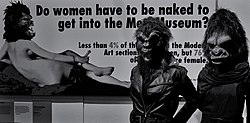 Guerrilla Girls - V&A Museum, London.jpg