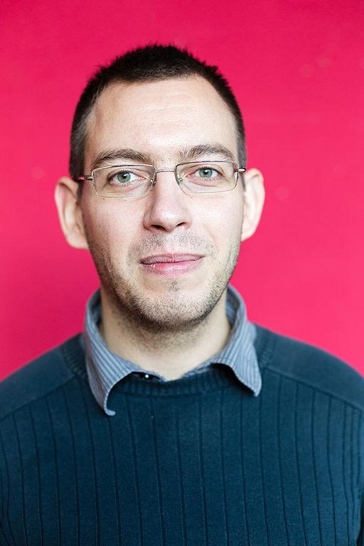 Portrait de Guillaume Goursat