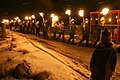 Guisers at Norik Up Helly Aa - geograph.org.uk - 1728421.jpg