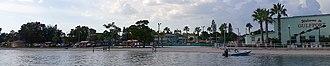 Gulfport, Florida - Image: Gulfport Beach Gecko Fest 2014