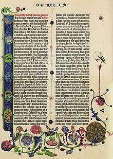 Gutenberg Bibel Wikipedia